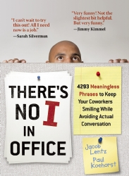 There's No I in Office Cover Photo