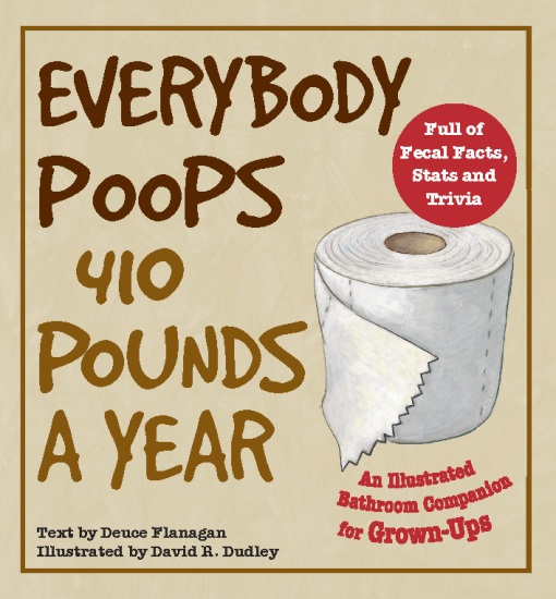 Everybody Poops book cover