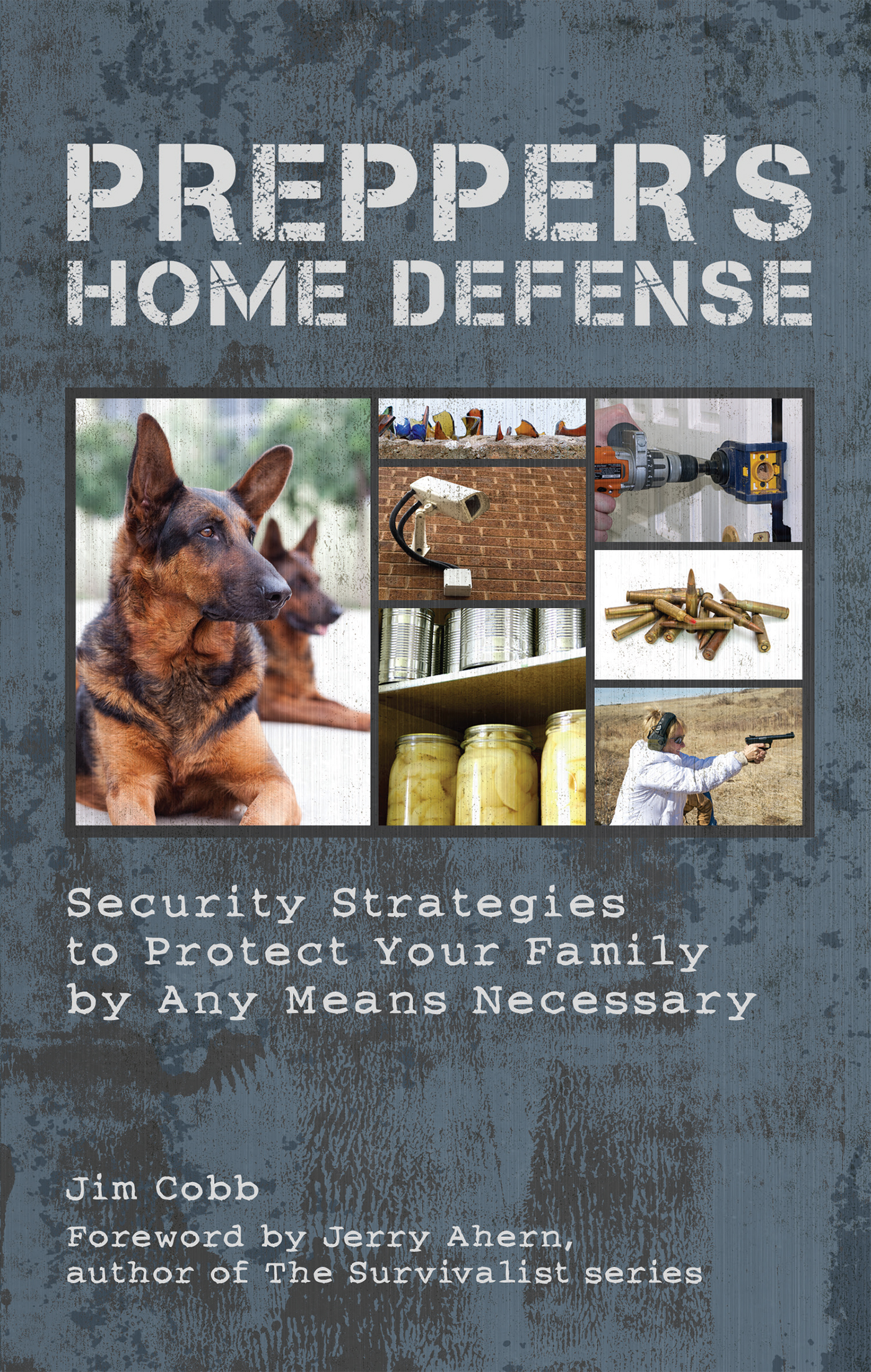 Preppers Home Defense-cov.indd