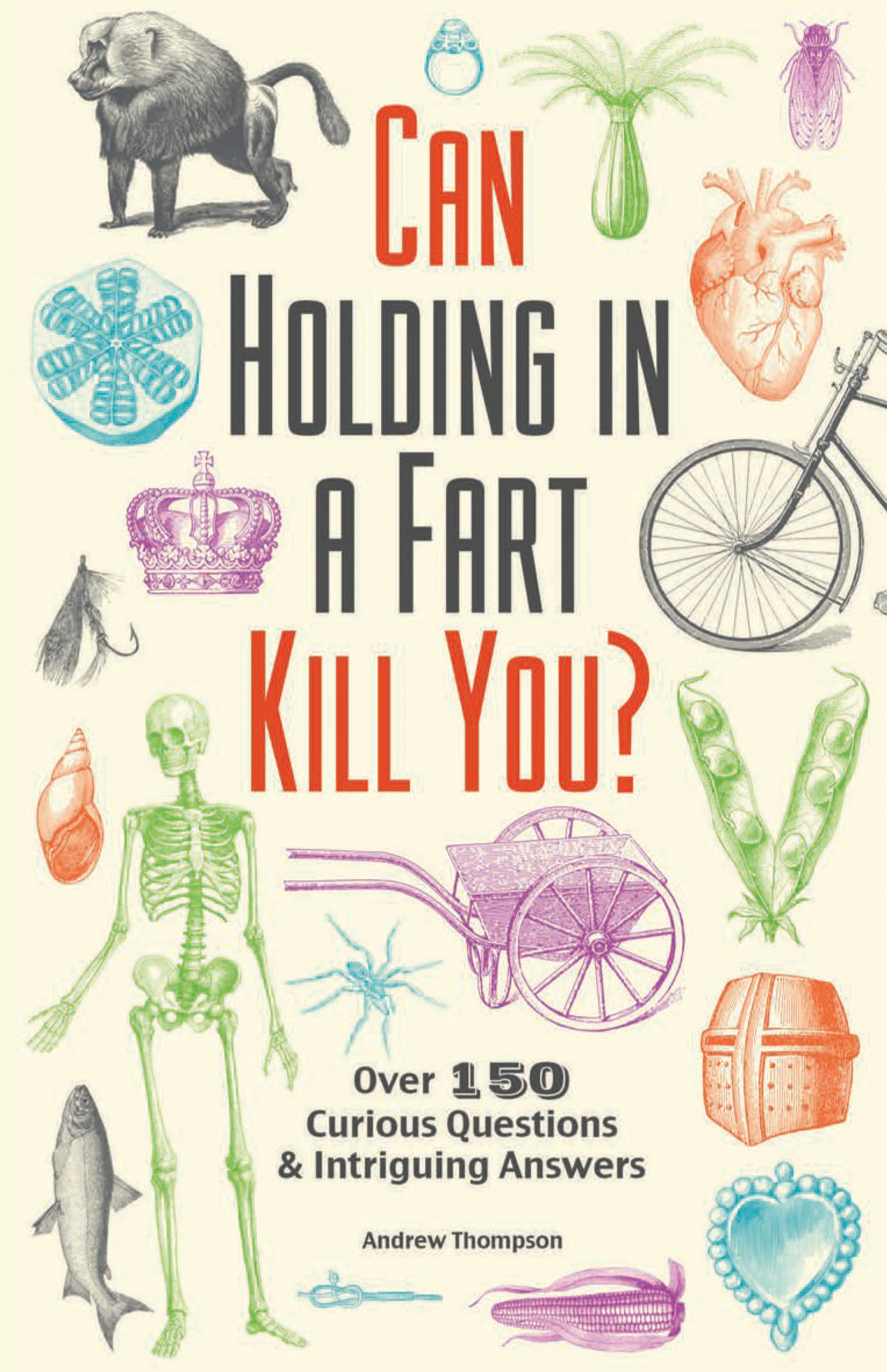 Can Holding In a Fart Kill You Cover