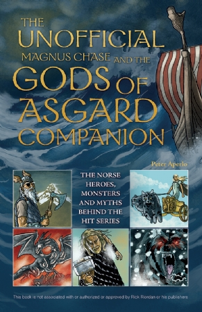 Unofficial Magnus Chase and the Gods of Asgard Companion Cover Photo