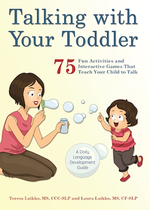 Talking with Your Toddler Cover Photo