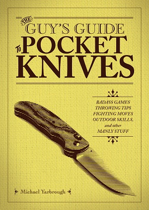 Guy's Guide to Pocket Knives Cover Photo