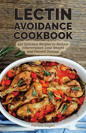 The Lectin Avoidance Cookbook Cover Photo