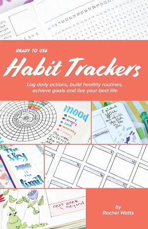 Ready To Use Habit Trackers Cover Photo