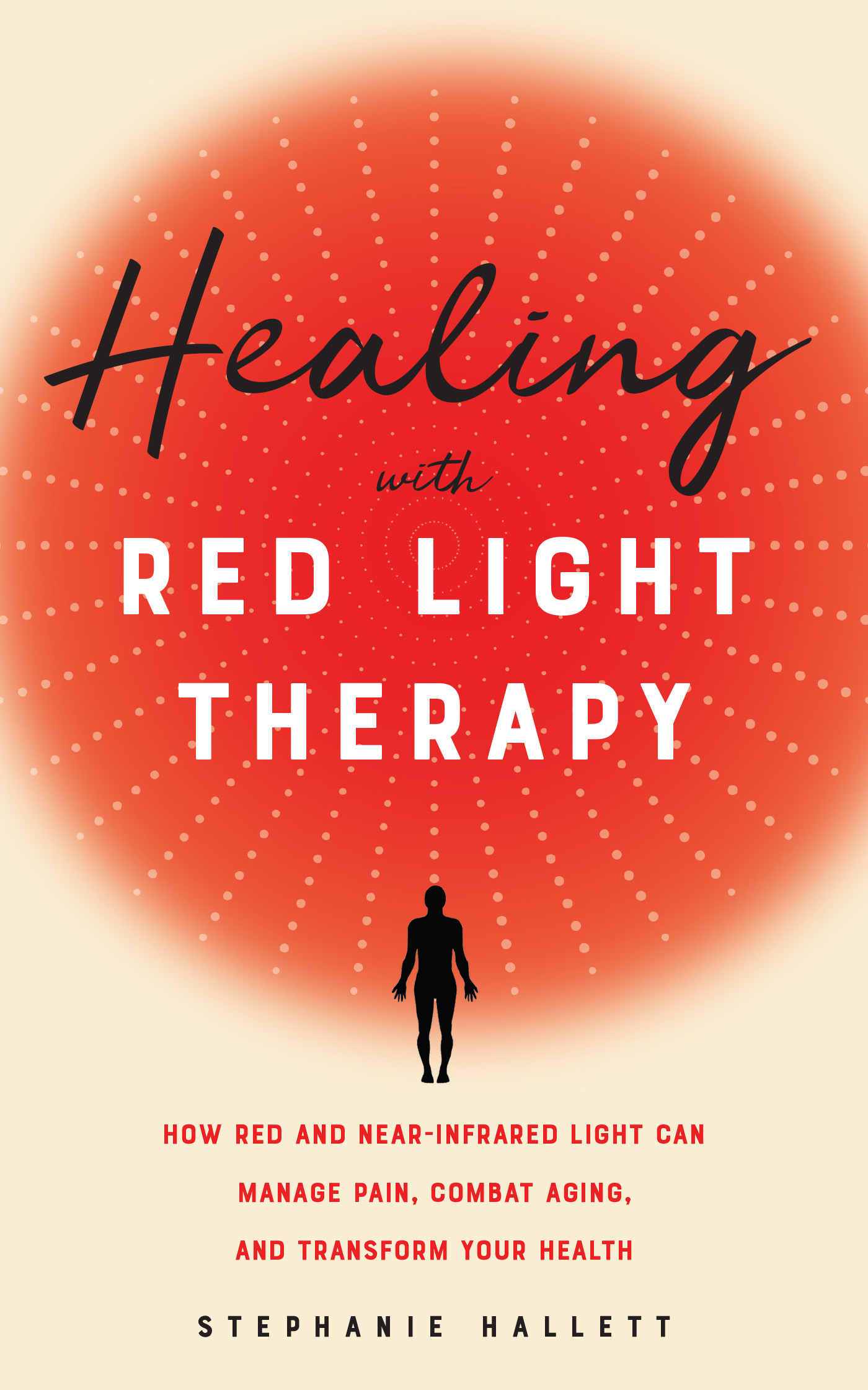 Healing with Red Light Therapy Cover