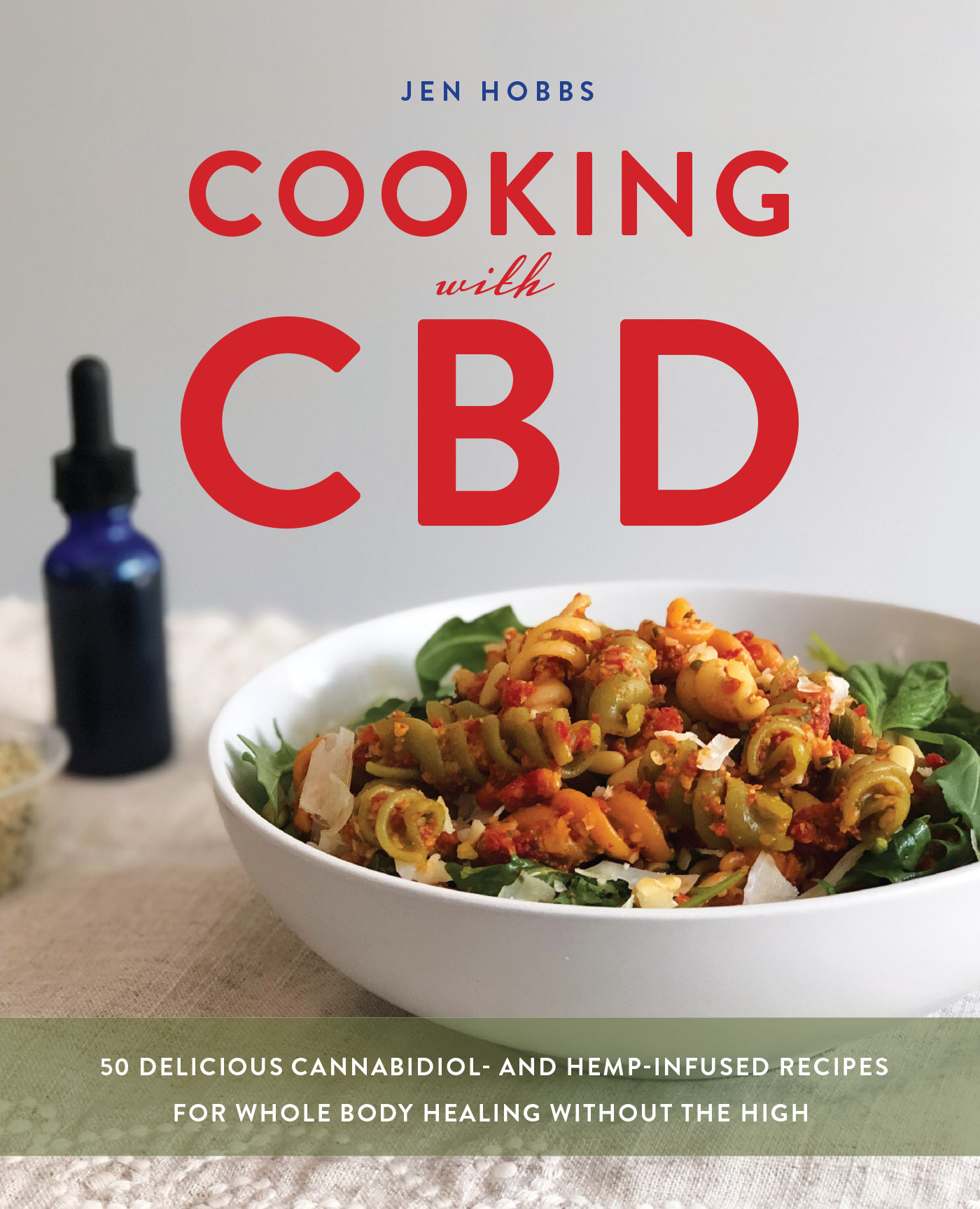 Cooking with CBD Cover