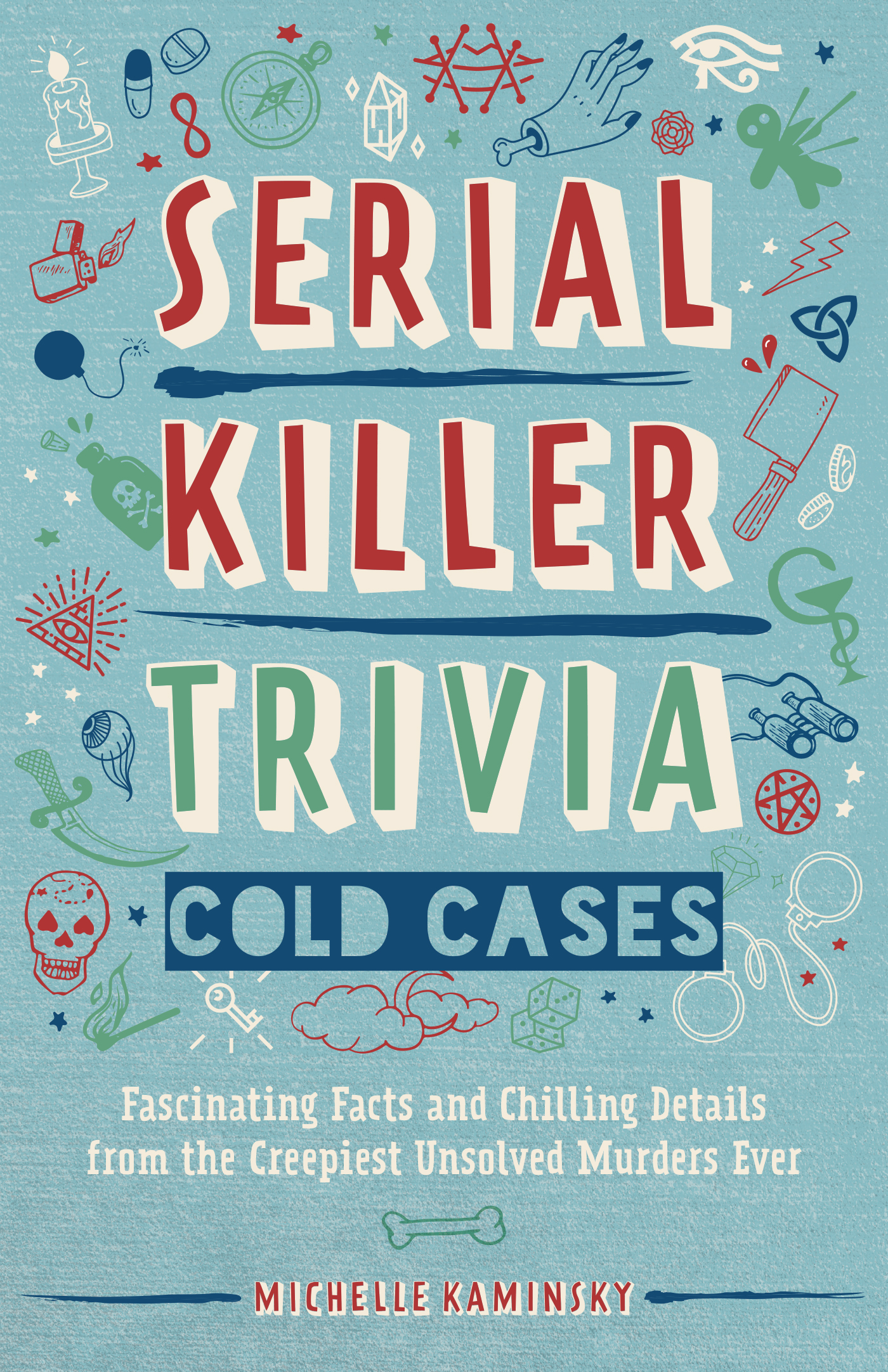 Serial Killer Trivia Cold Cases