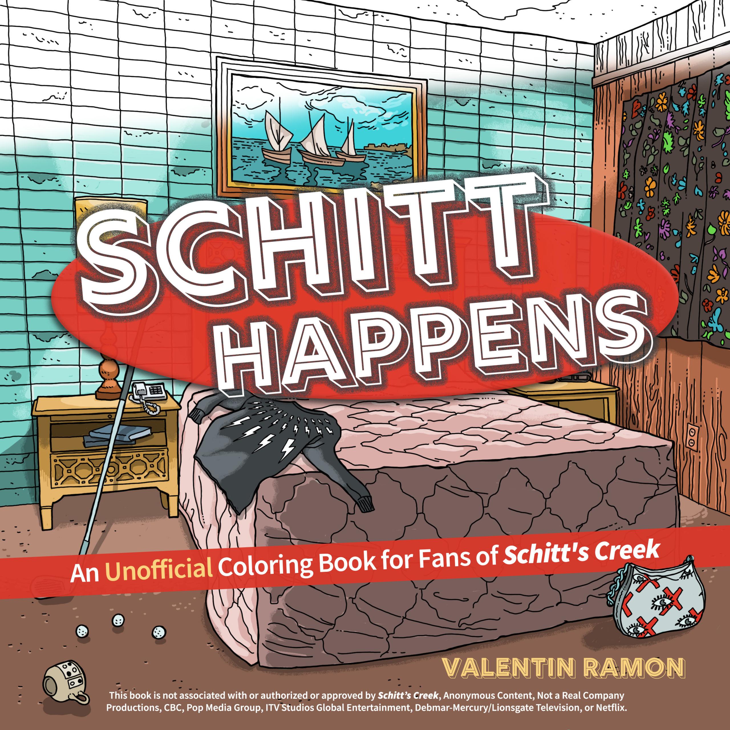 Schitt Happens Cover
