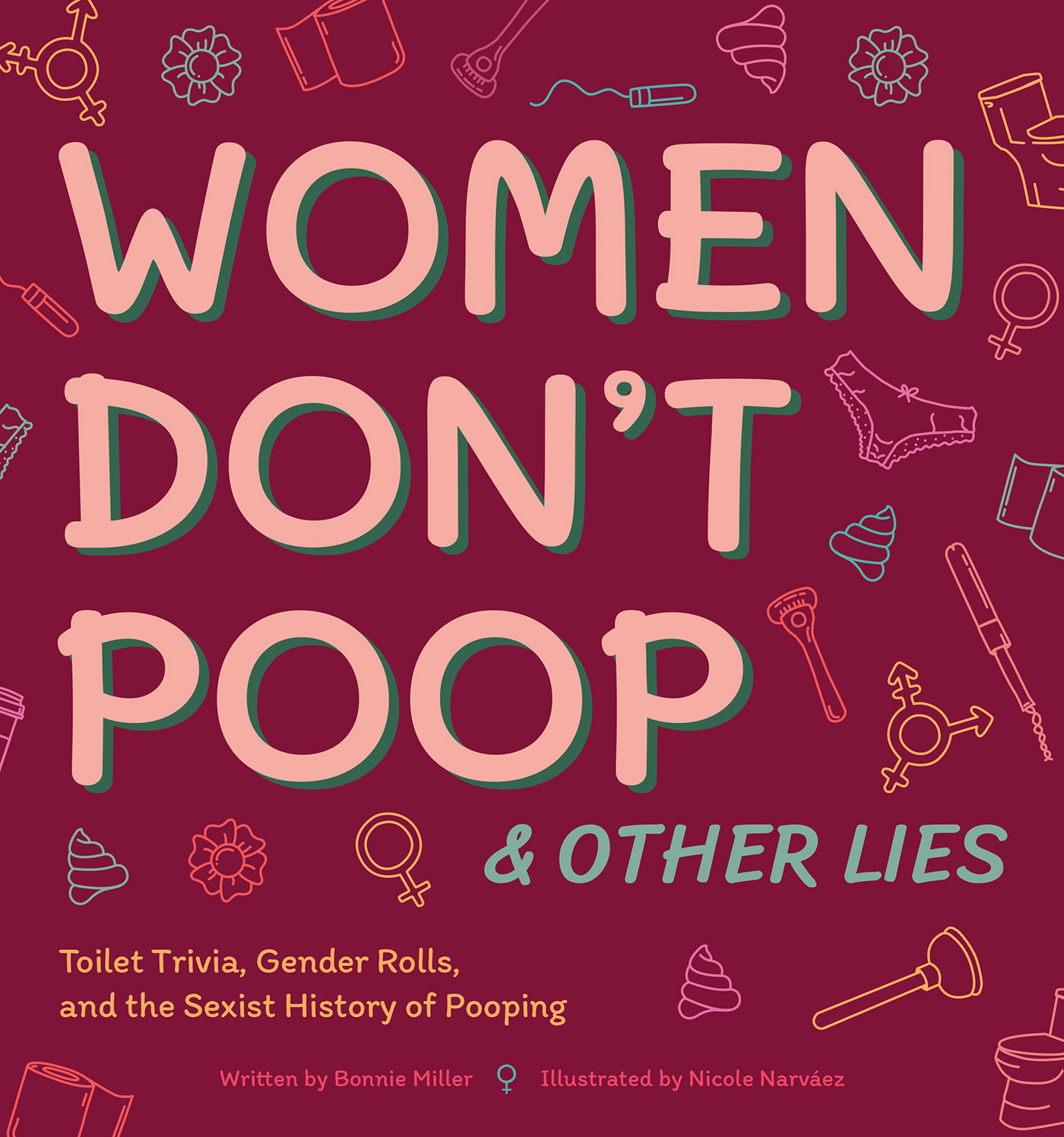 Women Don't Poop-cover.indd